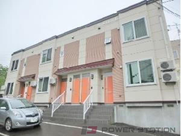 札幌市清田区里塚緑ヶ丘3丁目0賃貸アパート外観写真