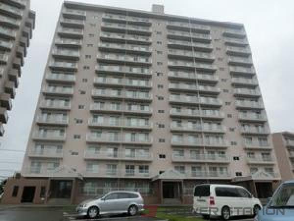 札幌市清田区美しが丘3条6丁目0分譲リースマンション外観写真