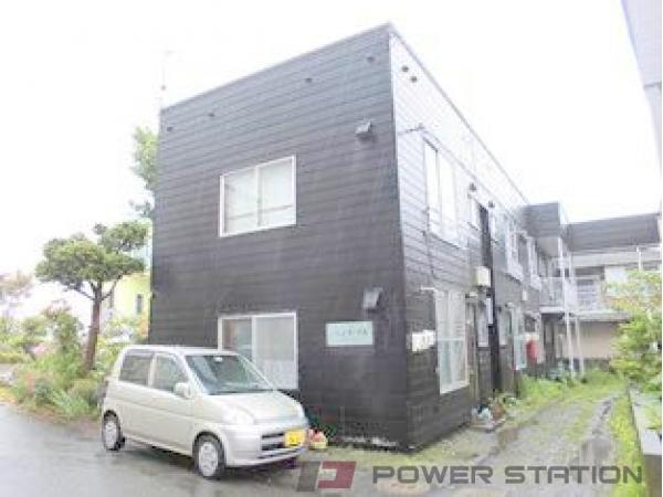 札幌市清田区美しが丘1条8丁目1賃貸アパート