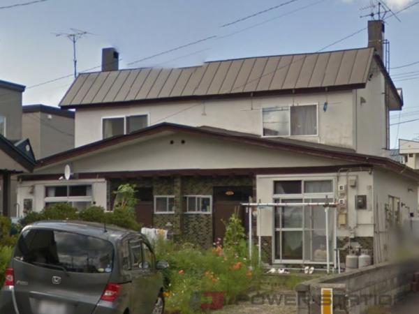 札幌市清田区清田6条3丁目1テラスハウス外観写真