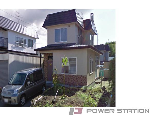 札幌市清田区清田8条2丁目1一戸建貸家外観写真