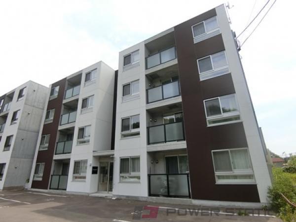 札幌市清田区清田1条3丁目1賃貸マンション外観写真