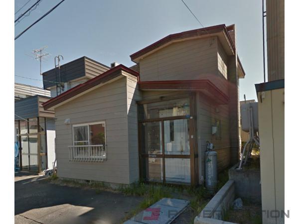 札幌市清田区平岡4条3丁目1一戸建貸家外観写真