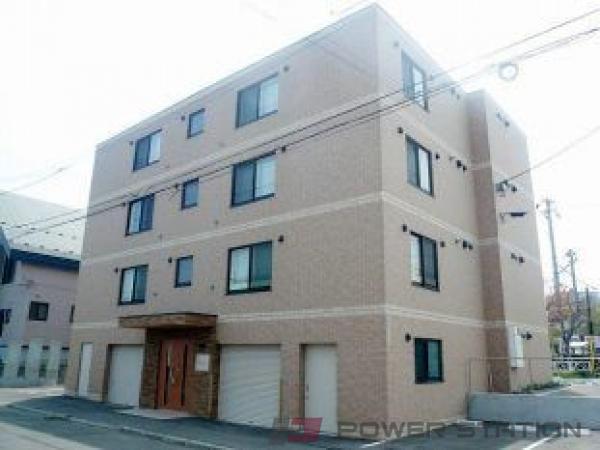 札幌市清田区北野7条1丁目0賃貸マンション