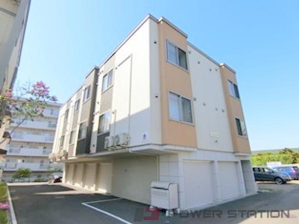 札幌市清田区平岡3条3丁目0賃貸アパート
