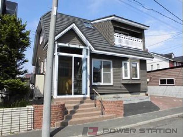 札幌市清田区平岡9条1丁目1一戸建貸家外観写真