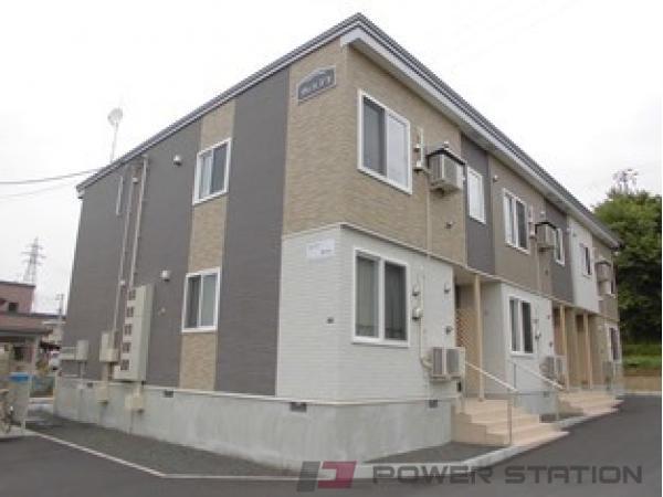 札幌市清田区北野5条4丁目1賃貸アパート外観写真