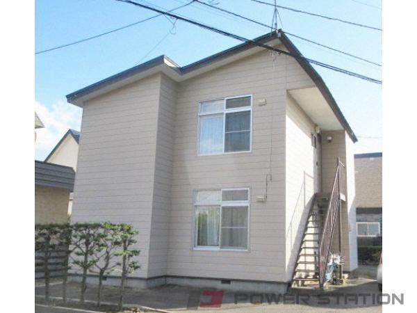 札幌市清田区平岡5条2丁目1テラスハウス外観写真