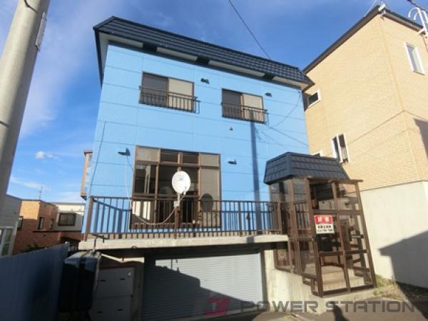 札幌市清田区北野2条1丁目0一戸建貸家外観写真