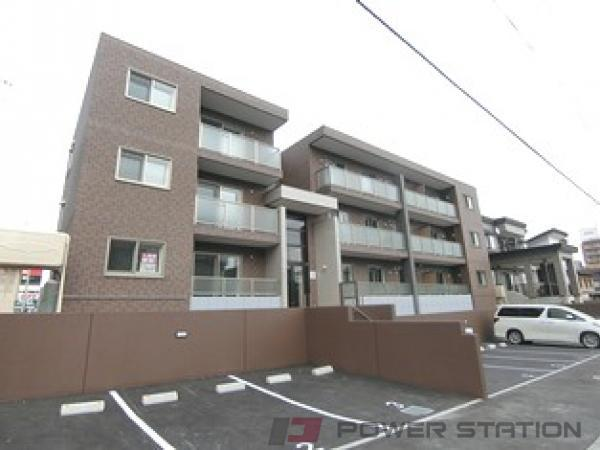 札幌市清田区清田2条1丁目01賃貸マンション外観写真